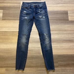 🆕Blank NYC Distressed Skinny Jeans Blue